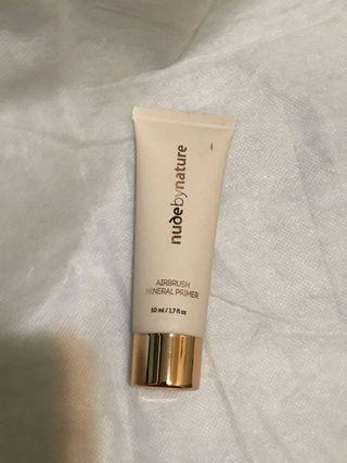Nude by Nature Airbrush Mineral Primer 妝前底霜 Base