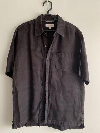 British India men shirt size s