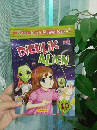 Buku KKPK: Diculik Alien
