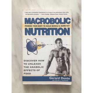 Macrobolic Nutrition by Gerard Dente