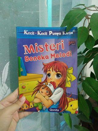 Buku KKPK: Misteri Boneka Melodi