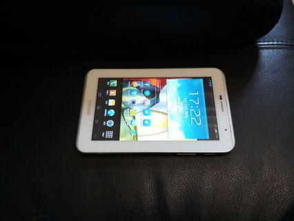 Samsung galaxy Tab2 PT-3100