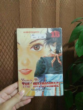 Buku Komik: Young Bi The Invincible