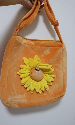 太陽花包包