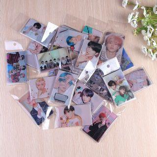 🚚 [PO/ INSTOCK] BTS UNOFFICIAL MAP OF THE SOUL PERSONA MOTS CLEAR CARDS