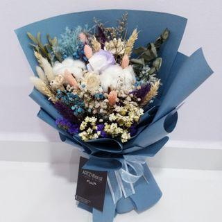 🚚 #183 | Dried Flowers Graduation Bouquet | Birthday | Anniversary