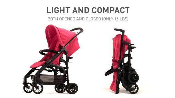 🚚 stroller zippy light