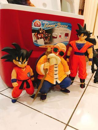 Dragon Ball Son Goku & The Sifu