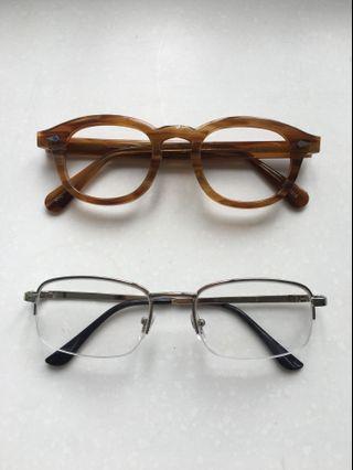 Vintage glasses frame 復古眼鏡框