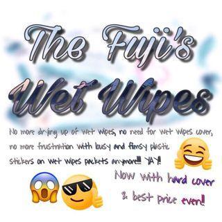 THE FUJI's Wet Wipes 20 Packs Bundle