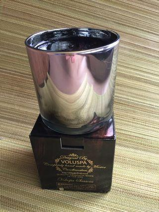 'Voluspa' scented candle (Limited Edition)