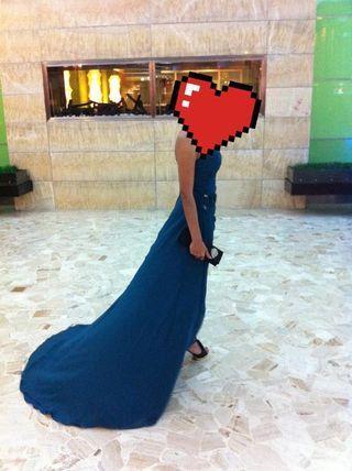 Night/Event DRESS in Blue 👗