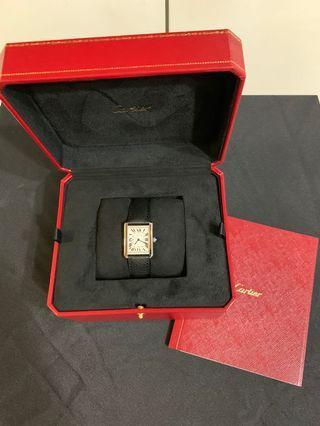 Cartier Tank Solo Watch small model