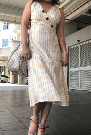 KItschen Stripes Dress