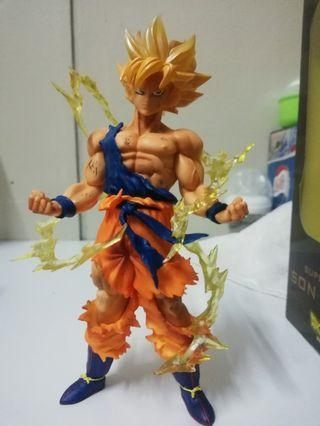 Dragon Ball Z Super Saiyan Goku PVC Figure
