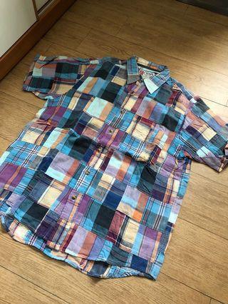 Patchwork shirts Chaps RRL not Kapital