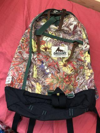 Gregory Backpack 橙花