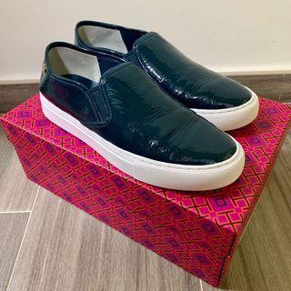 Tory Burch Shoes 漆皮波鞋 平底鞋 slip on