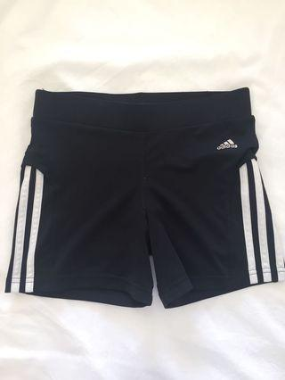 Adidas Kids Sport Shorts Size 14 Yrs