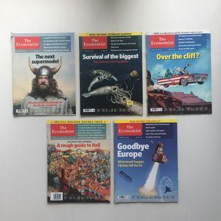 The Economist (1/12/2012 - 8/2/2013 issues)
