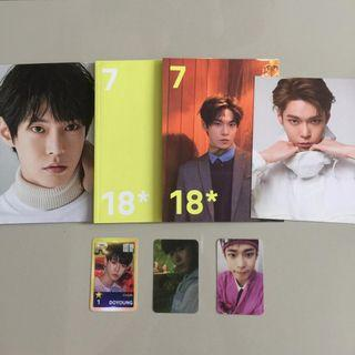 NCT Doyoung loose item