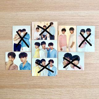 BTS X OFFICIAL 28381 Mini Photocard Photo Card PC Love Yourself LY World Tour in Singapore SG Concert Merch Merchandise Unit