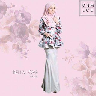minimalace bella love ; saiz M