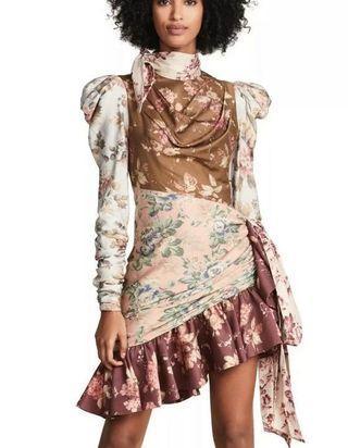 Zimmermann Tempest Tuck Mini Dress size 1