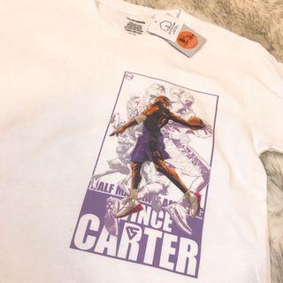 🚚 NBA卡特紀念T恤