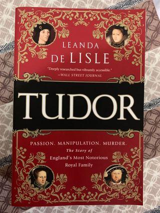 TUDOR the story of England's most notorious royal family
