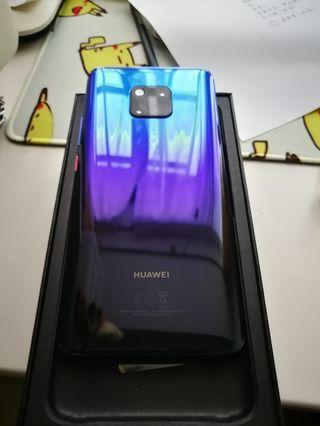 Huawei mate 20 pro 128g twilight colour