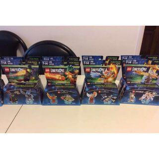 Lego Dimensions Simpson 樂高 星戰 PS4 xbox Star Wars marvel avengers dc lord of the rings 魔戒 nanoblock