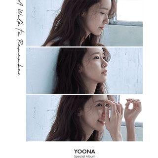 [PREORDER] YOONA (GG) Special Album - A WALK TO REMEMBER