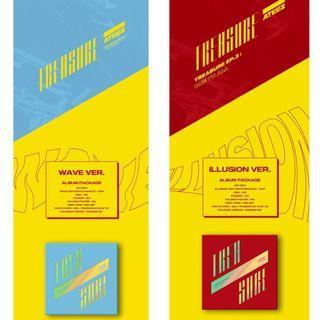 [PREORDER] ATEEZ 3rd Mini Album - TREASURE EP.3 : ONE TO ALL