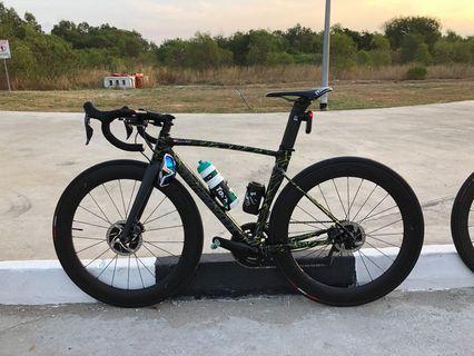Specialized allez sprint disc size 52 frame