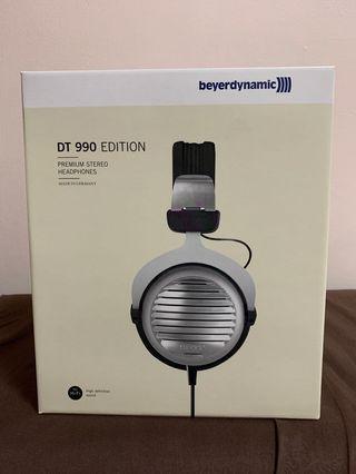 🚚 Beyerdynamic DT 990 Edition Premium Stereo Headphones 🇩🇪
