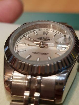Rolex Iyster Perpetual datejust female