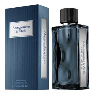 Abercrombie & Fitch First Instinct Blue EDT For Men (100ml) A&F 1st