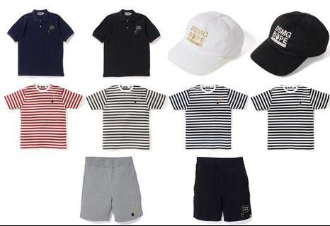 Bape dsmg collection
