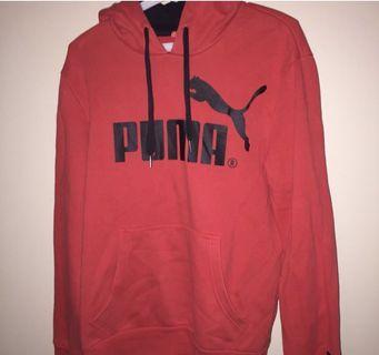 Puma Red Hoodie