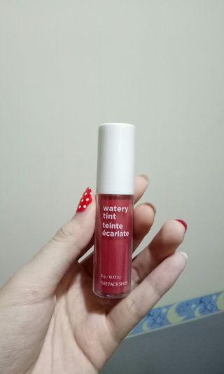 NEW INNISFREE WATERY TINT