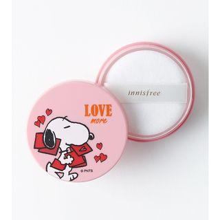 Innisfree X Snoopy No Sebum Powder
