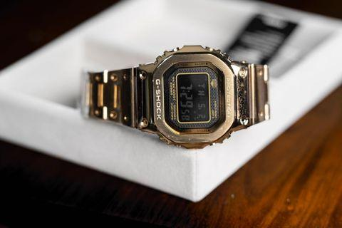 Casio G Shock GMW B5000 9dr