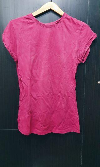 ZARA pink fuschia shirt