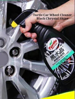 Turtle Car Wheel cleaner
