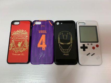 iphone8 case liverpool gameboy ironman