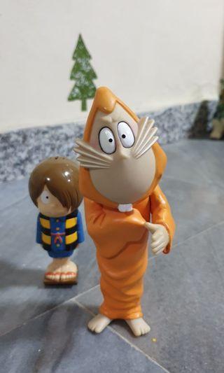 Japan Gegege Kitaro Nezumi Otoko(Rat Man) Figurine Doll