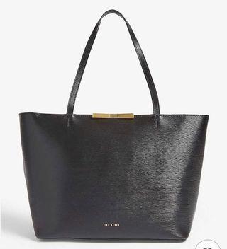 TED BAKER Jackki mini leather tote bag