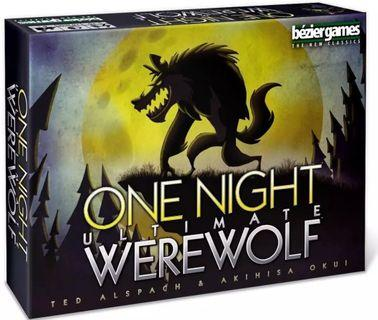 [New] One Night Ultimate Werewolf