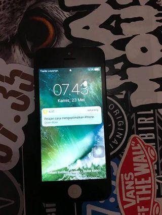 iPhone 5 ( Casing Custom Ip 6 )